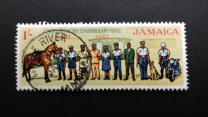 Jamaica 1967 The 100th Anniversary of Constabulary Force