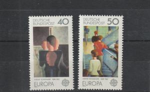 Germany  Scott#   1164-5  MNH