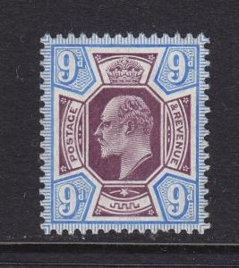 Great Britain Scott # 136 VF OG never hinged nice color cv $ 170 ! see pic !