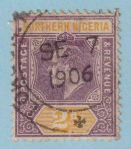 NORTHERN NIGERIA 21  USED - NO FAULTS VERY FINE !