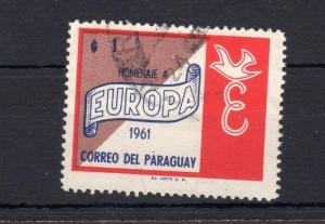 PARAGUAY REVENUE / FISCAL STAMP