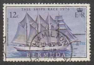 Bermudes 1976  Scott No. 338  (O)