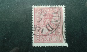 Norway #15a used e203 7526