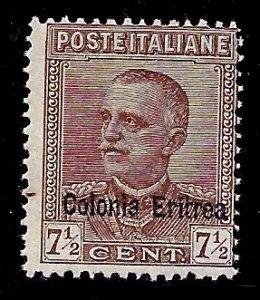Eritrea # 105, Mint Hinge. CV $ 24.00