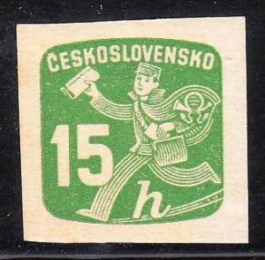 Czechoslovakia P29 - MH