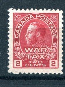 Canada #MR2  Mint LH  VF     - Lakeshore Philatelics