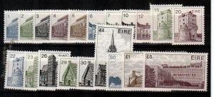 Ireland Scott 537-56 Mint NH (Catalog Value $72.85)