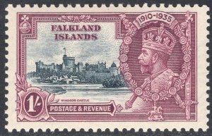 FALKLAND ISLANDS SCOTT 80