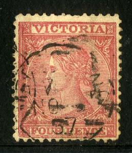 VICTORIA 76 USED SCV $5.00 BIN $3.00 ROYALTY