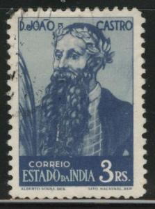 Portuguese India Scott 475 Used from 1946 set
