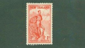 NEW ZEALAND B12 MH CV$ 3.00 BIN$ 1.45