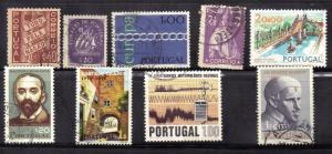 PORTUGAL USED   STAMP LOT # 2  SEE SCAN