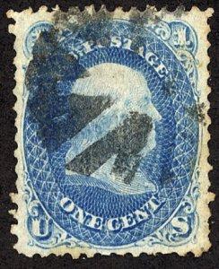 U.S. #92 Used