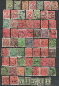 Australia stamp collection  **