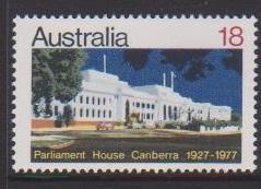 Australia Sc#667 MNH
