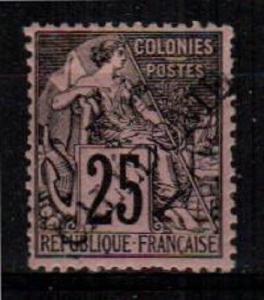 New Caledonia Scott 28 Mint hinged (Catalog Value $110.00)
