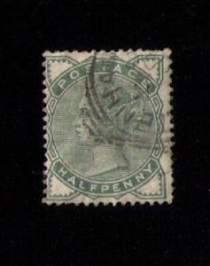 SG 164 Great Britain Used F-VF