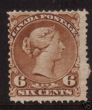 Canada #27 Mint Unused **With AIEP Certificate**