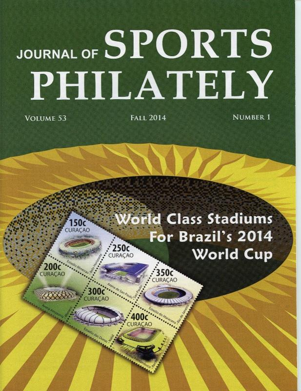 JOURNAL OF SPORTS PHILATELY   JSP7