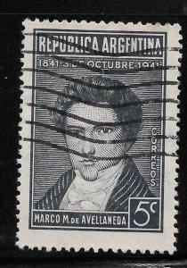 Argentina Used [3273]