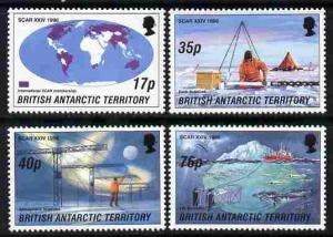British Antarctic Territory 1996 Scientific Committee on ...