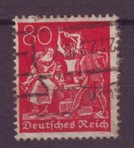 J6076 JL stamps @20% 1921 germany used #145 wmk 125