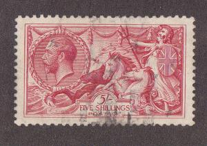 Great Britain, # 174, Used