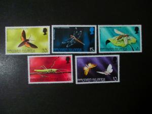 Pitcairn Island #151-55 Mint Never Hinged- (KB9) WDWPhilatelic