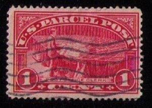 US Sc Q1 Used Parcel Post VF