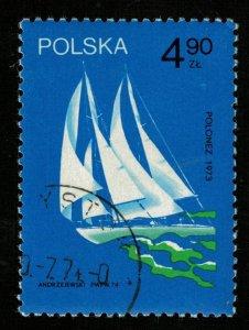 Poland, 4.90 ZL (T-6521)
