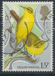 Great Britain SG 1112  - Used   Birds