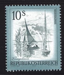 Austria 1973  Scott #972 MNH