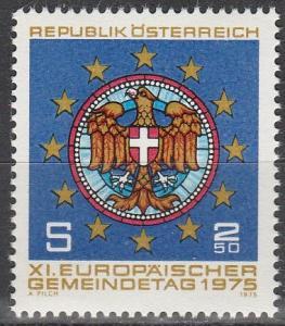 Austria #1013 MNH (S3309)