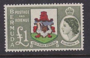 Bermuda 162 MNH 1953