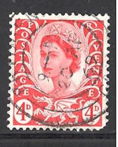 Wales & Monmouthshire 10 used SCV $ 0.20 (RS)