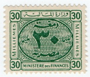 (I.B) Egypt Revenue : Ministry of Finance 30m