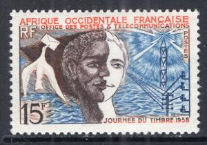 French West Africa 76 MNH VF