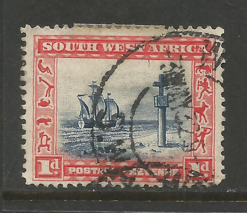 SOUTH WEST AFRICA 109a VFU SHIP Z6307-6