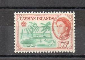 Cayman Islands 163 MNH
