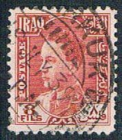 Iraq 66 Used King Ghazi (BP3734)