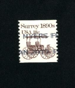 USA #1907  2  used 1981-84  PD .08