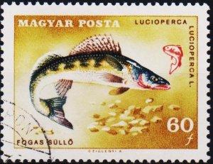 Hungary. 1967 60fi S.G.2297 Fine Used