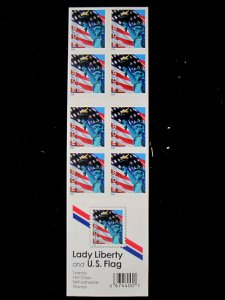 US - SCOTT# 3966a - BOOKLET PANE 20 - MNH - CAT VAL $16.00 (_4)