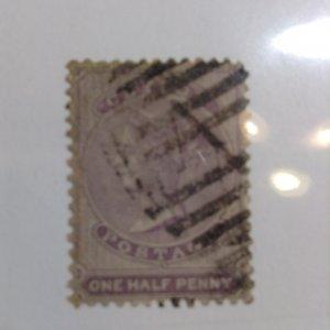 Ceylon  # 45  Used