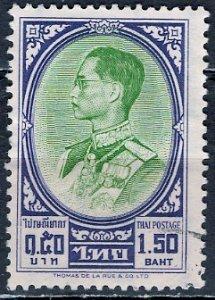 Thailand; 1961: Sc. # 356: O/Used Single Stamp