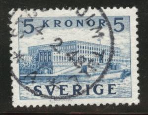 SWEDEN Scott 322a used 1941  stamps