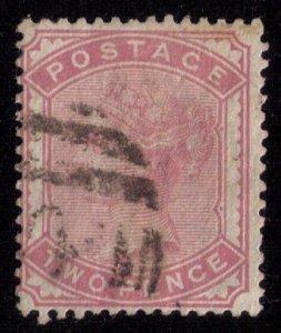 Great Britain Sc #81 (SG168) Used F-VF Cat.$95.00
