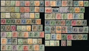 LUXEMBOURG Postage Stamp Collection EUROPE Used