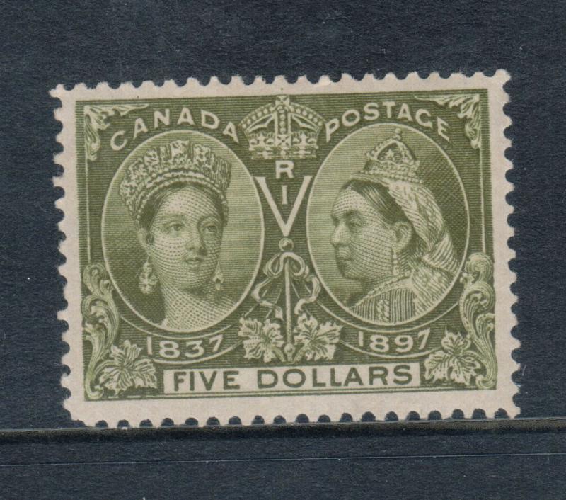 Canada #65 Very Fine+ Mint Full Original Gum Hinged **With Certificate**