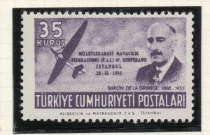 Turkey 1954 Early Issue Fine Mint Hinged 35k. NW-18200